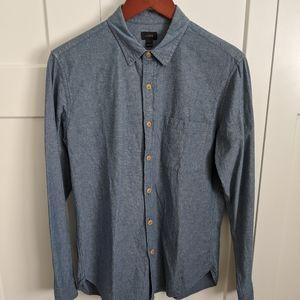 Jcrew chambray shirt - size S